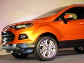 Ford EcoSport arrives in India, to be launched in mid-June
