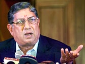 Defiant Srinivasan ignores resignation demand, says he has nothing to do with IPL probe panel