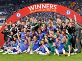 Chelsea creates history after winning Europa League title