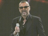 George Michael 'almost killed' by motorist
