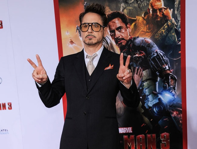 Iron Man 3 becomes fifth highest grossing movie - Movies News