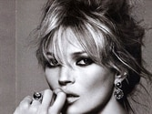 Kate Moss bares it all for a photoshoot