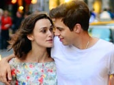 Keira Knightley enjoys romantic reunion with fiance