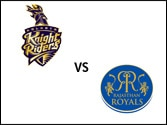 KKR rout Rajasthan Royals to keep IPL playoffs dream alive