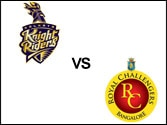 IPL 6: KKR rise to 6th spot after emphatic win over Bangalore