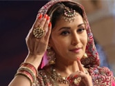 Dhak Dhak girl Madhuri is back, flaunts bare back in new item number