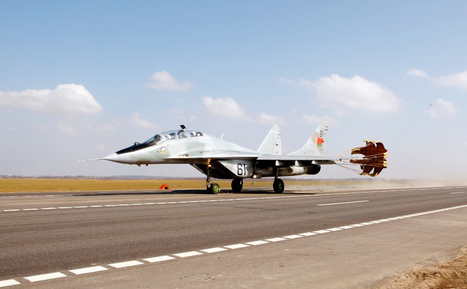Navy commissions MiG-29 K's Black Panther squadron - India News