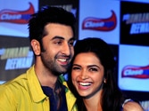 Deepika is the first female actor to intimidate me, says Ranbir Kapoor