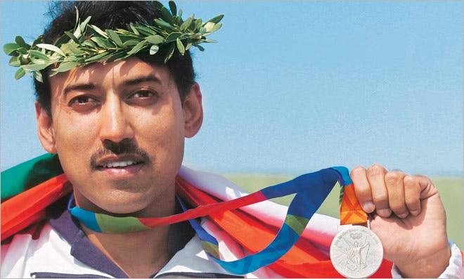 Rajyavardhan Singh Rathore Achievements of India In Sports KreedOn