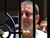 Munnabhai gets a number. He is now qaidi no. 16656 at Pune's Yerawada Jail