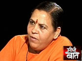 Exclusive: Modi is the one the nation is looking up to for security, says Uma Bharti