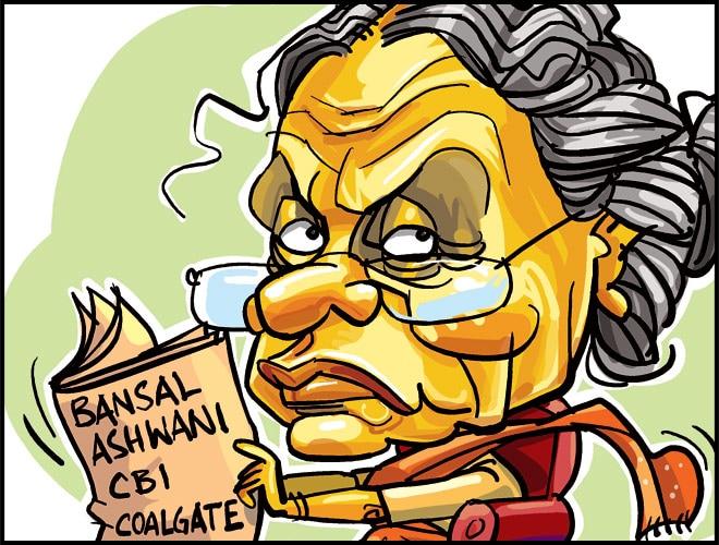 Fear factor hits Delhi CM Sheila Dikshit as assembly polls near