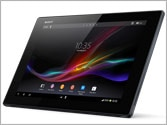 Sony Xperia Tablet Z available for Rs 44990 in India
