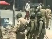 Cop injured as JKLF workers clash with police in Srinagar
