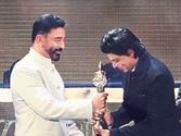 SRK jokes & jigs as he wins South honour