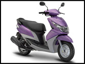 Yamaha launches Ray Z automatic scooter at Rs.48,555 for young men