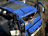 18 killed as bus rolls into 500-feet deep gorge in Himachal's Sirmaur