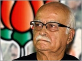 Advani back on board but has the drama really ended?