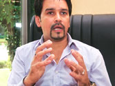 BJP youth chief Anurag Thakur rants in defence of RSS chief, calls Sonia Gandhi a witch on Facebook