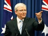 Australia's Kevin Rudd topples Gillard to return as prime minister
