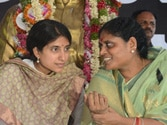 Jaganmohan's wife Bharati on why she thinks it is a political conspiracy to target her husband