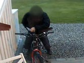 There are people like these too! Man caught having sex with bicycle in Sweden
