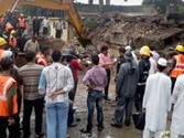 10 crushed to death after three-storey building collapses in Thane