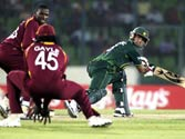 Champions Trophy: Roach, Narine help West Indies beat Pak by 2 wickets