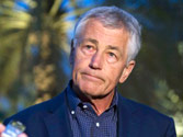 Chuck Hagel, NATO ministers talk Syria chemical weapons