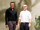 Fashion design duo Dolce and Gabbana sentenced to jail for tax evasion