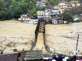 Environmentalists blame it on Centre, state government for man-made disaster in Uttarakhand