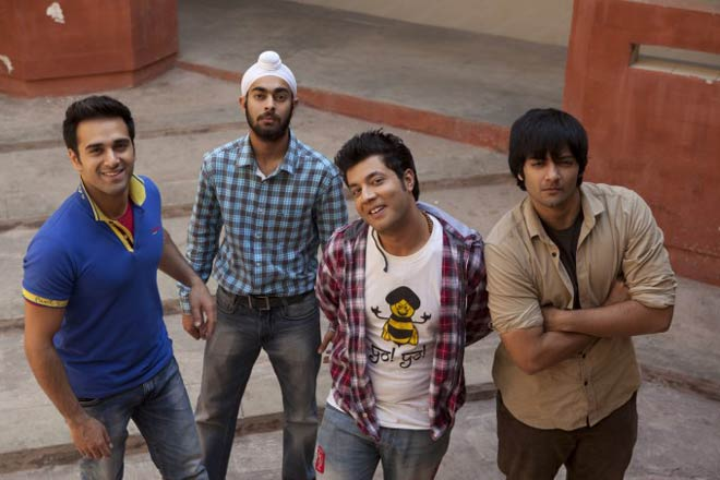 Still from Fukrey