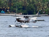 Kerala launches country's first tourist seaplane service