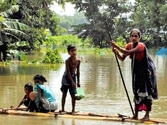 NDRF to assist relief work in rain-hit coastal areas