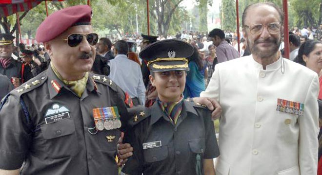 Indian Army Appoints First Woman ADC To A Commander