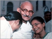 """""""Bapu was a mother to me and me only"""""""