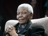 Mandela's alleged love child snubbed as South Africa prays for him