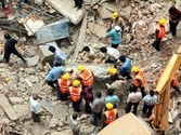 Seven dead, seven injured as another building collapses in Mumbai suburb
