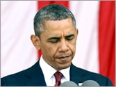 Nobody is listening to your telephone calls, assures Obama