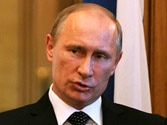 The West is arming Syrian rebels who eat human flesh, says Russian President Vladimir Putin