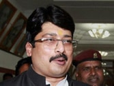 Kunda DSP murder: Raja Bhaiyya reaches CBI headquarters for lie detector test