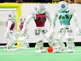 RoboCup 2013: Move over Messi, here come robots with one goal in mind: Beat the humans