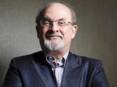 Fascinated by the band Pussy Riot, Salman Rushdie says never thought of wearing mask following fatwa