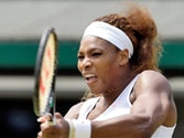 Wimbledon 2013: Serena Williams advances to next round by trouncing Caroline Garcia