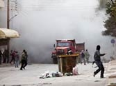 Syrian town of Qusair latest battleground in fight between military and rebels