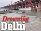 Yamuna crosses danger mark in Delhi, over 2,000 families evacuated
