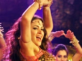 Slithering sensation: Maryam Zakaria, the new item girl in town