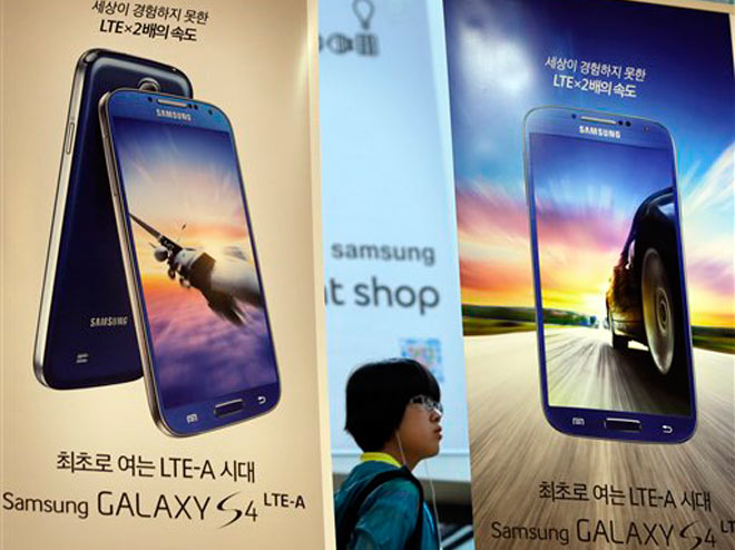 Samsung overtakes Apple, becomes Number One in smartphone