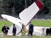 Ten people die in plane crash at Soldotna Airport in Alaska