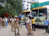 UP civil service aspirants go on rampage in Allahabad against job quotas
